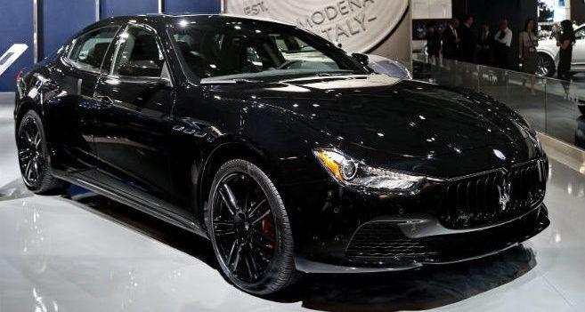 2019 Maserati Ghibli Nerissimo Redesign And Price Stuff To Buy