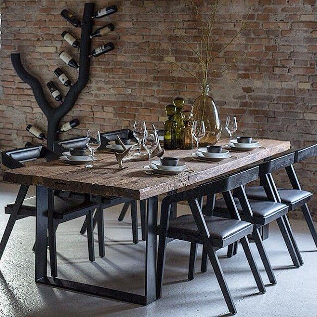 Vania Salon Tafel.Fw41 Vania Plankebordet Fra Formel Wood Produceret Ud Af 80ar
