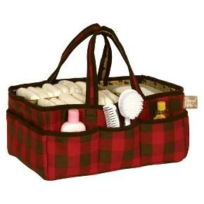 Trend Lab Diaper Storage Caddy Northwoods Baby Boy