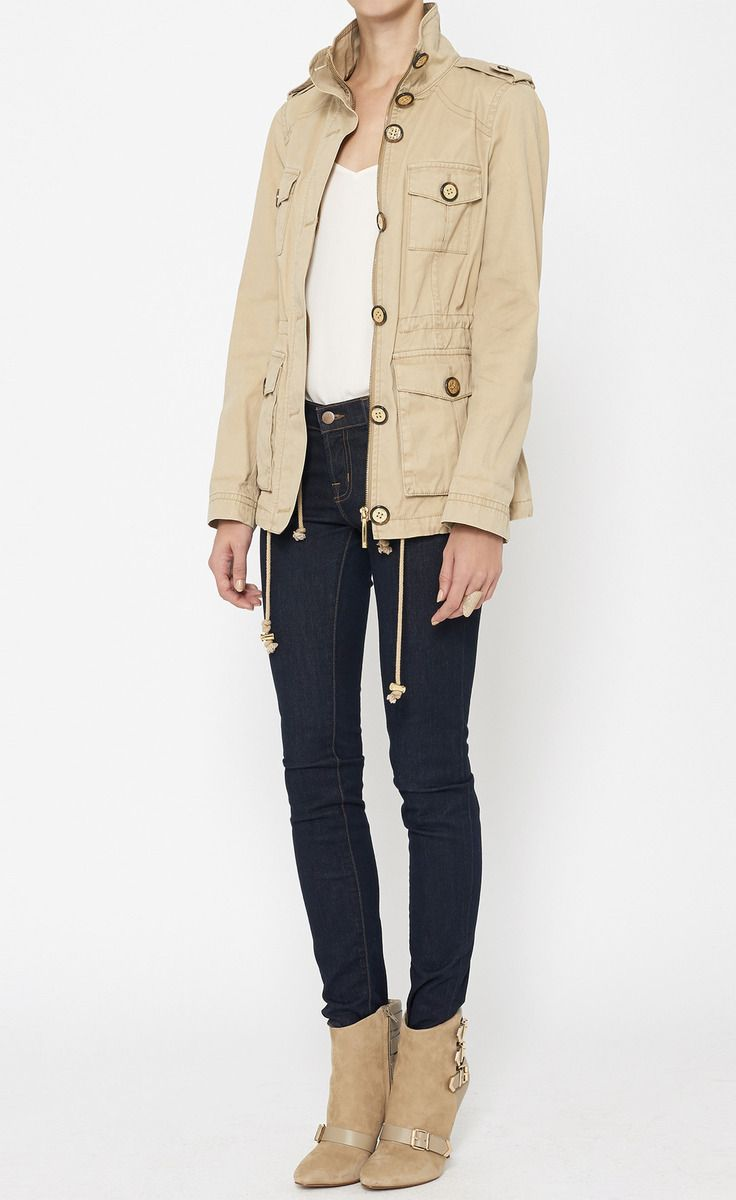 Cute Spring Trench