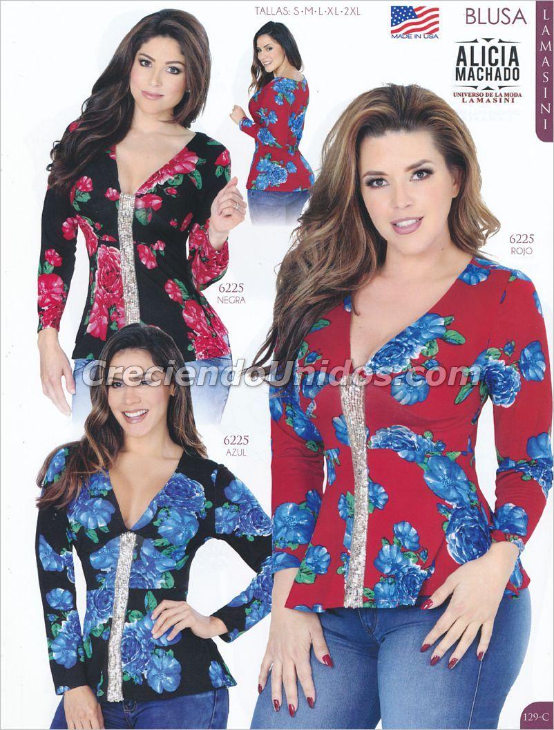 6a15a9c2d6 Adriana Jeans  adrianajeans  adrianalamasini blusas modernas
