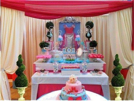 #Princess party party-ideas