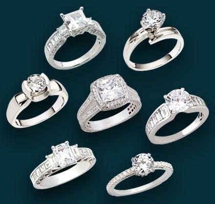 pretty engagement rings - Designer Wedding Rings