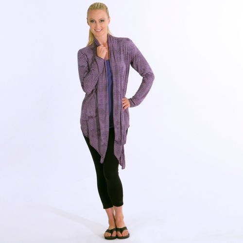 Cloudwash Striped Cardi - Save 20% with code FALLSAVINGS20 at checkout!