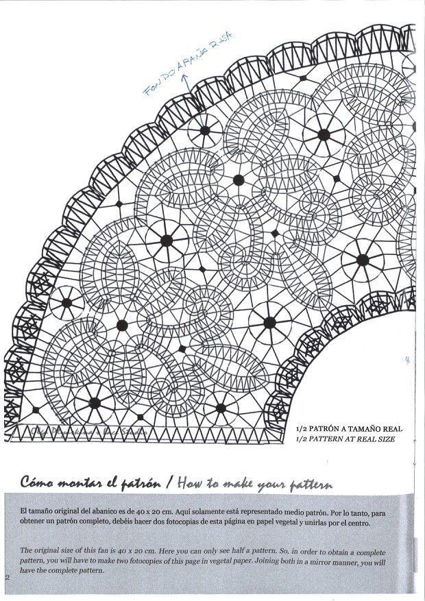 Pin de Валентина Кучук en коклюшечное кружево | Pinterest | Chal ...
