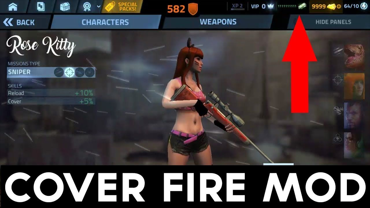 cover fire apk download mod