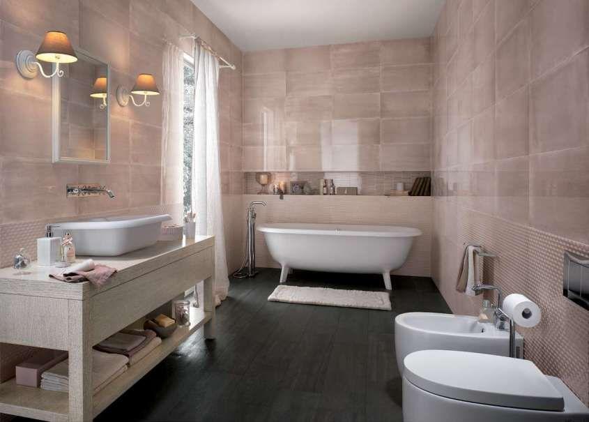 Piastrelle bagno moderno rivestimento pinterest interiors