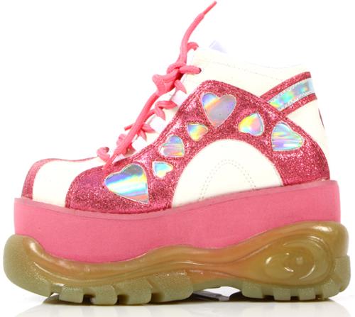 Kawaii shoes, Cute shoes
