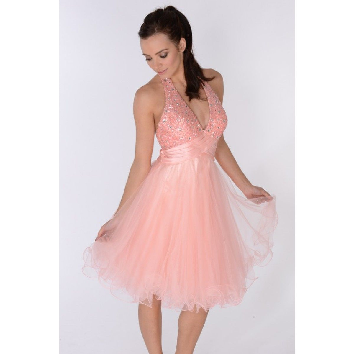 Koo-Ture peach Marilyn Monroe dress   Eloise prom queen   Pinterest ...