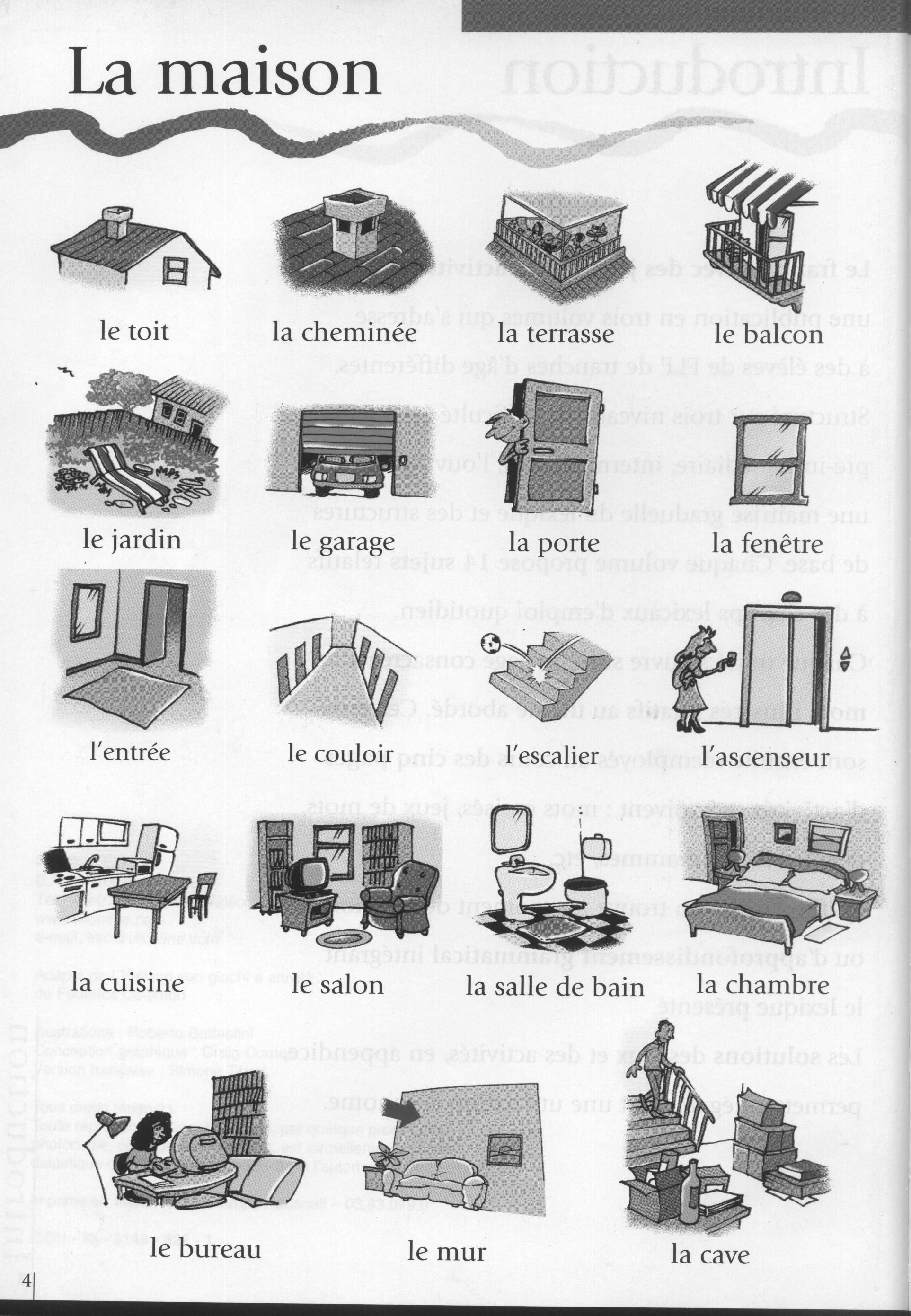 Vocabulaire Francais