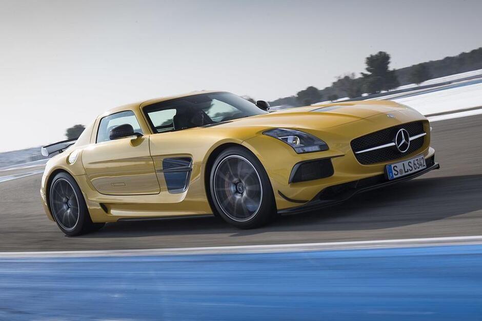 SLS AMG Black Series Mercedes sls, Gebrauchtwagen, Autos