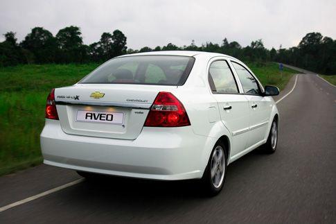 Chevrolet Aveo 1 6 Sedan Special Chevrolet Chevrolet Aveo
