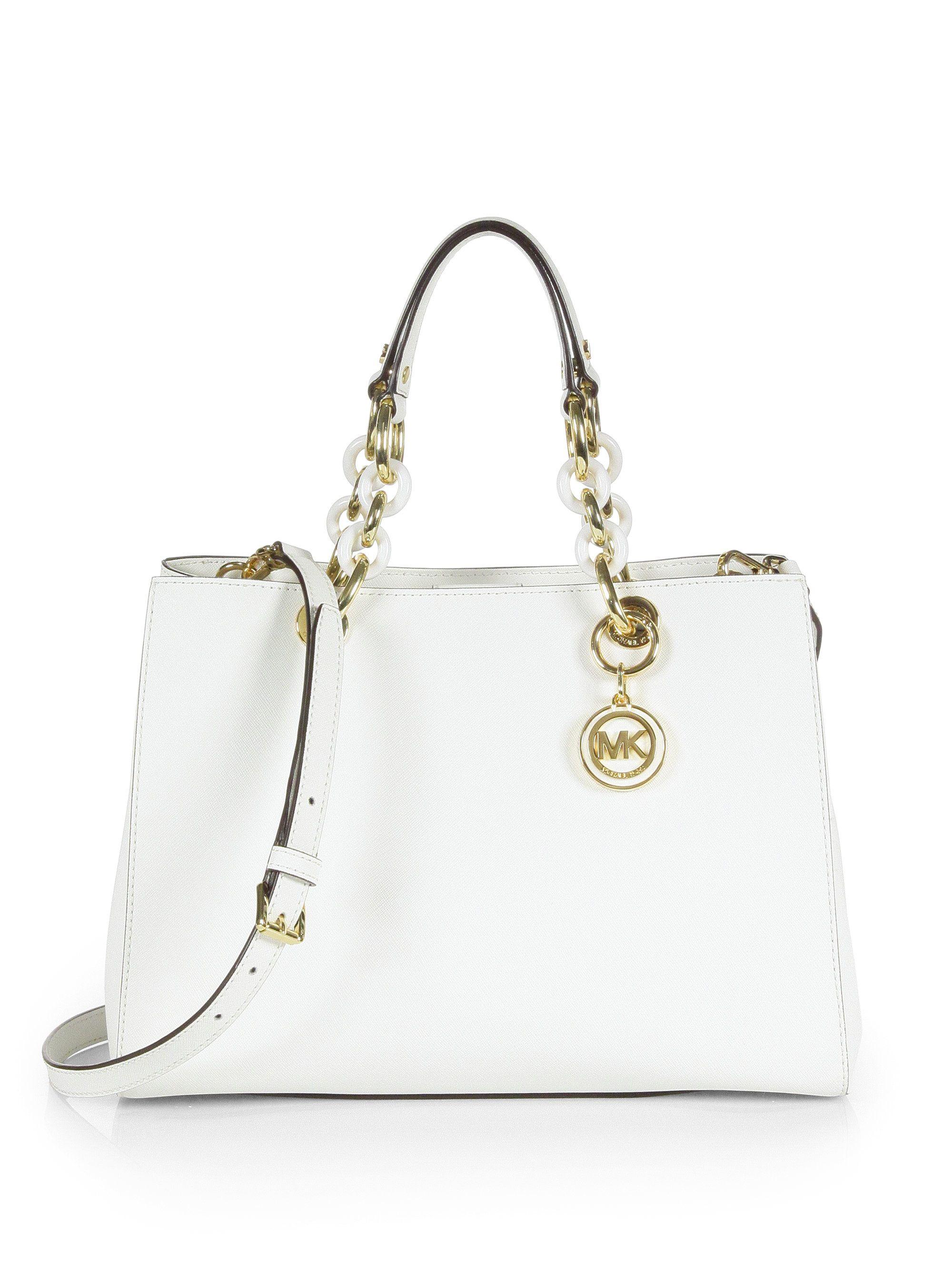a61cf1697dda Women's Natural Cynthia Medium Satchel | Bag galore | Michael kors ...