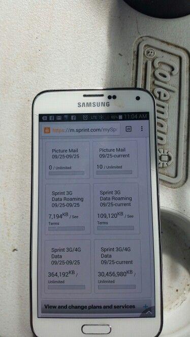 Unlimited data roaming