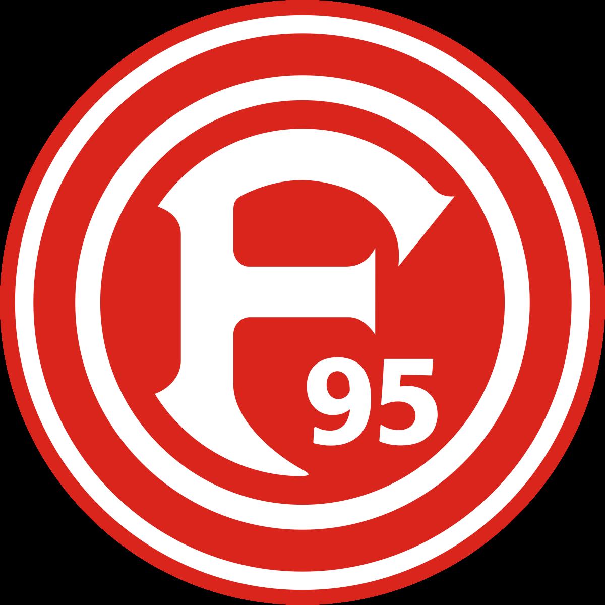 Bundesliga Map Soccer logo, Dusseldorf, Fortuna