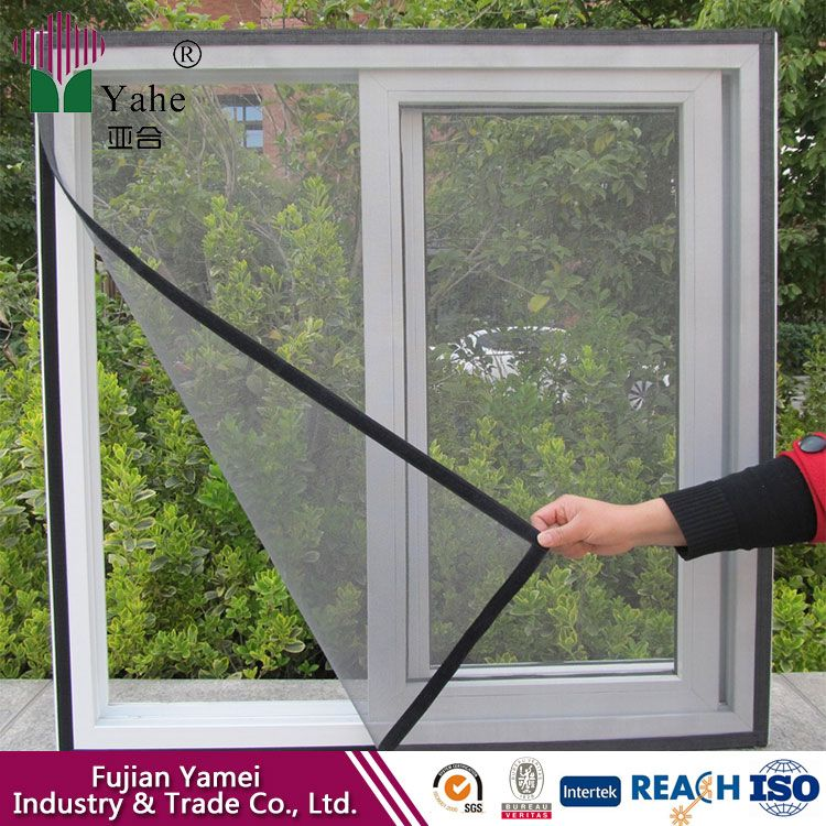 Diy Polyester Insect Accessories Anti Mosquito Net Window Screen One Way Telas Para Janelas Decoracao Para Janela Telas Nas Janelas