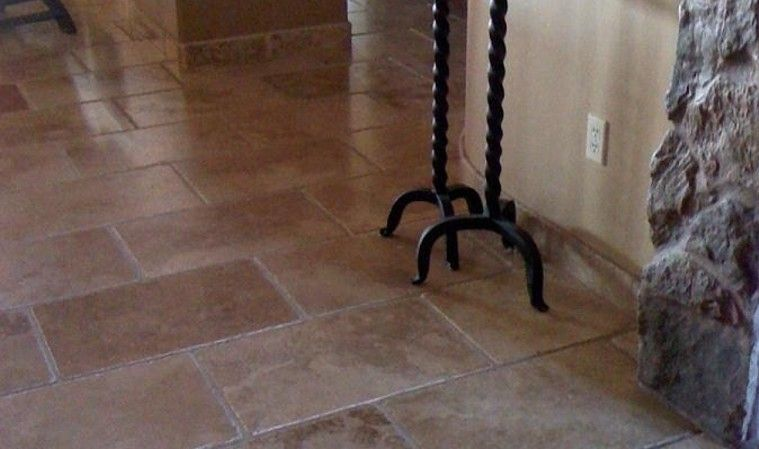 Image Result For 16 X 24 Travertine Brick Pattern Floor