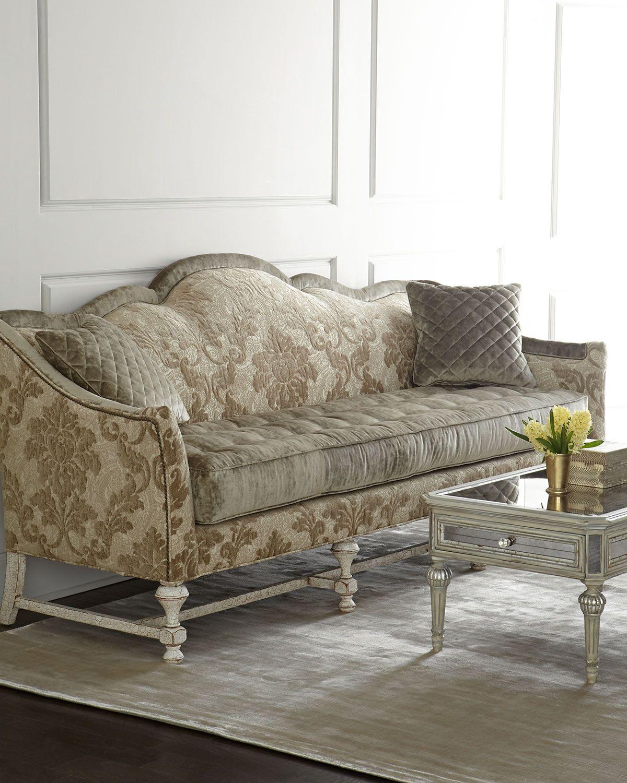 Old Hickory Tannery Jennasse Sofa Furniture, Sofa, Sofa