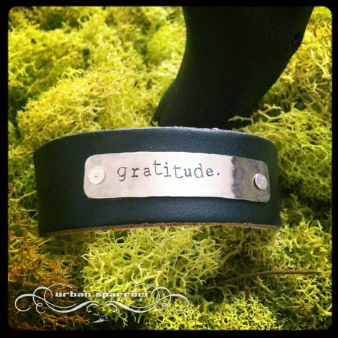 Personalize as you wish!!!  Black Leather Cuff [cuff-black] - $32.00 : Urban Sparrow Designs, Hand Stamped Jewelry For Hip Women