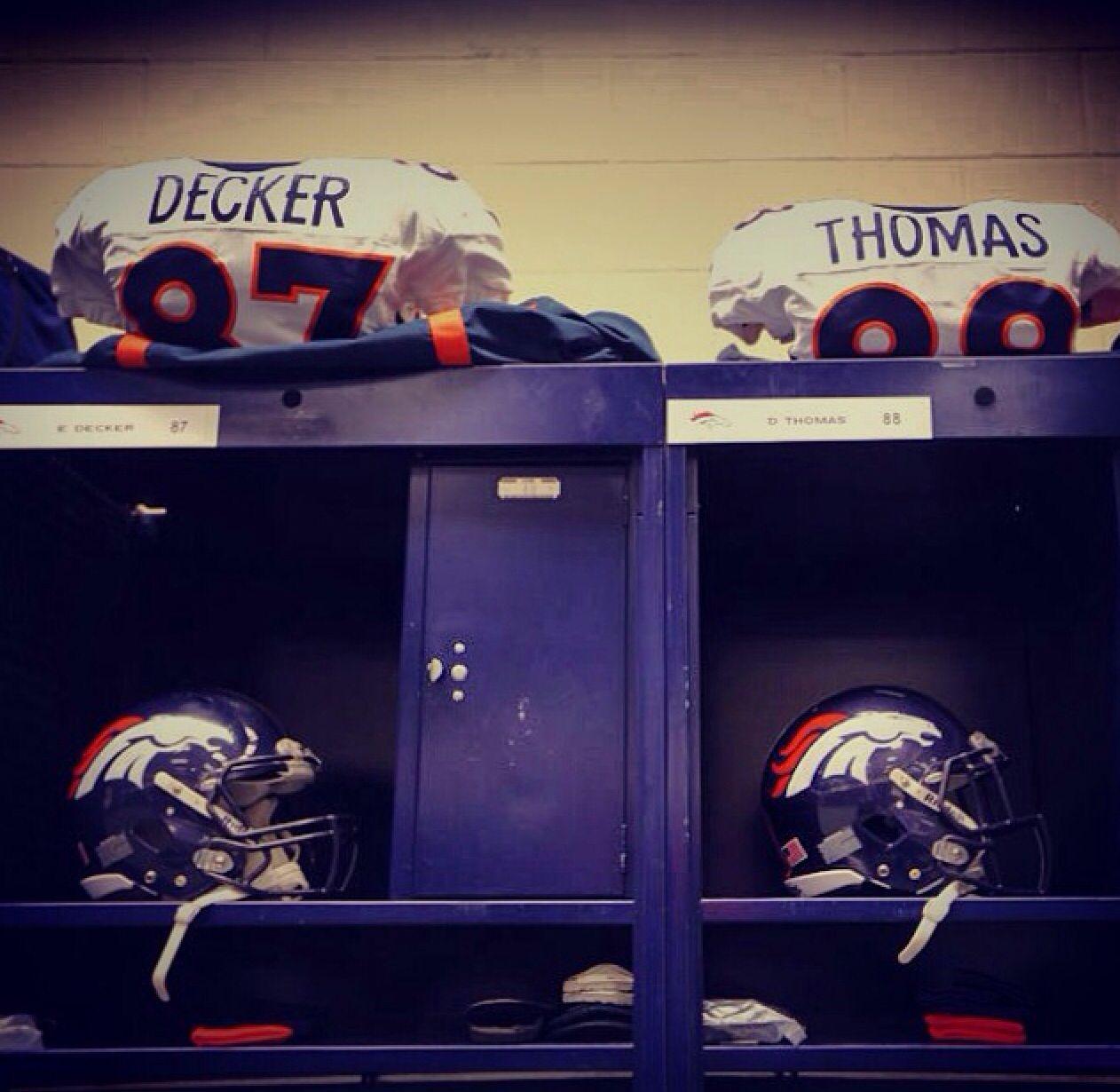 Denver broncos texans locker room dec 2013 denver