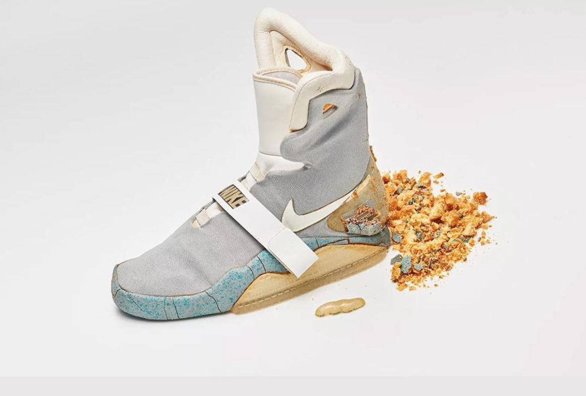 316f740508 Original Nike Mag From Back To The Future II Auctioned Off For An ...
