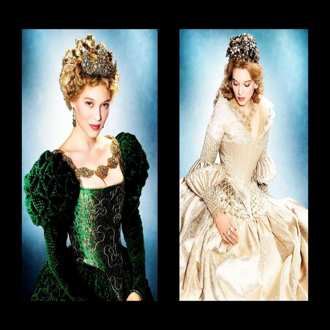 Lea Seydoux as Belle
