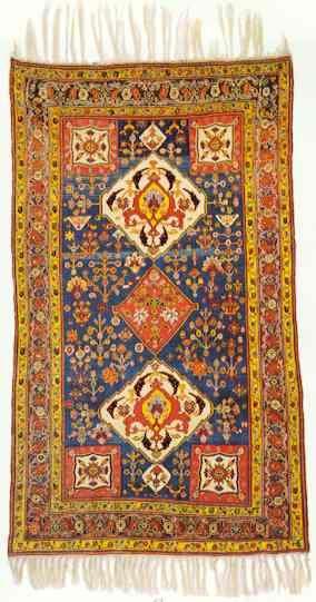 Guide To Qashqai Rugs