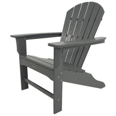 Trex Outdoor Furniture Cape Cod Stepping Stone Patio Adirondack Chair-TXA15SS - The Home Depot