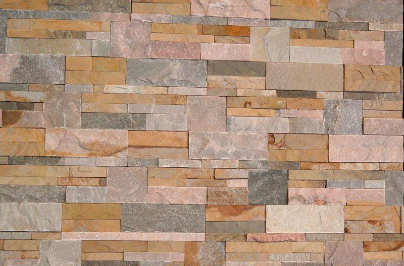 Lajas Paris Geser Piedra Natural 18x35x2 5 3 0 M2 Barato Revestimiento De Piedra Natural Piedra Laja Textura Revestimiento De Piedra