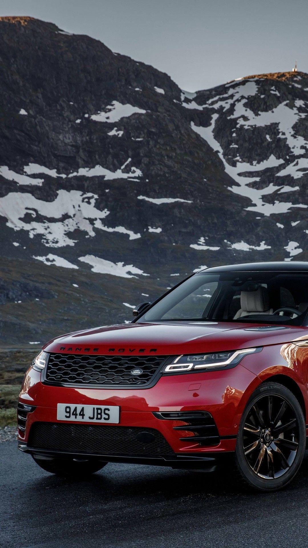Range Rover Velar R Dynamic D300 2017 7p Wallpaper 1080x1920