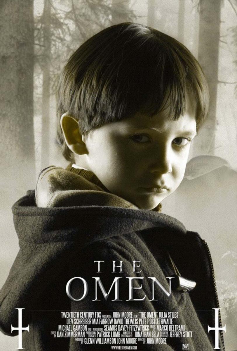 The Omen Das Omen The Omen Damien Omen Ii Horror Movie Posters