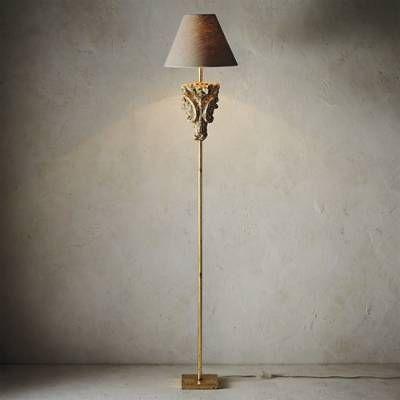 Electra floor lamp frontgate