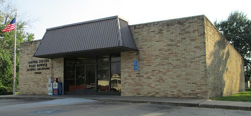 Post Office.