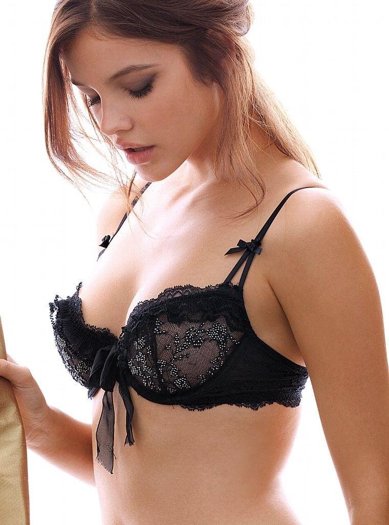 6e23c589a596a5 Barbara Palvin, Hot Exotic in Victoria's Secret Lingerie | For My ...