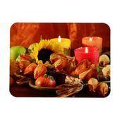 Happy Thanksgiving 2 Magnet   Happy Thanksgiving 2 Magnet