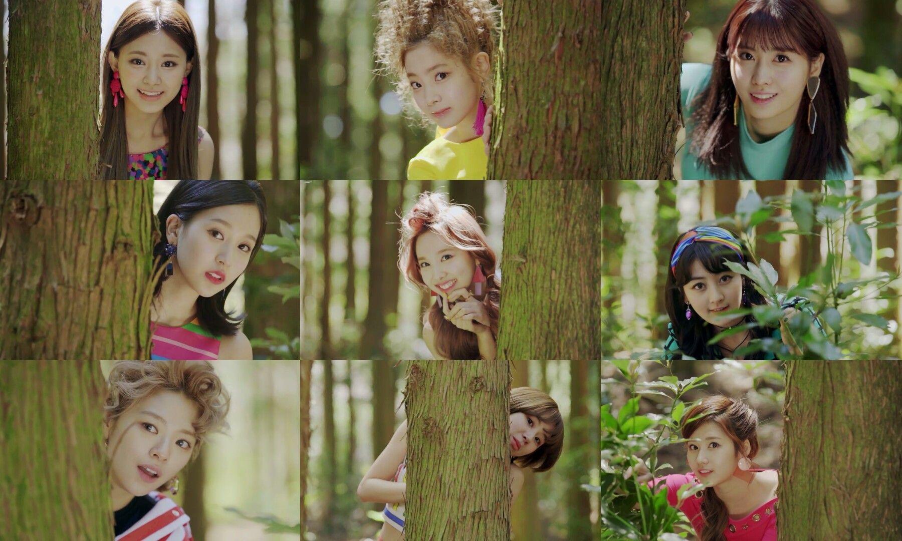 #Twice_teaser3_SIGNAL Full integrantes #Twice 2017_comeback