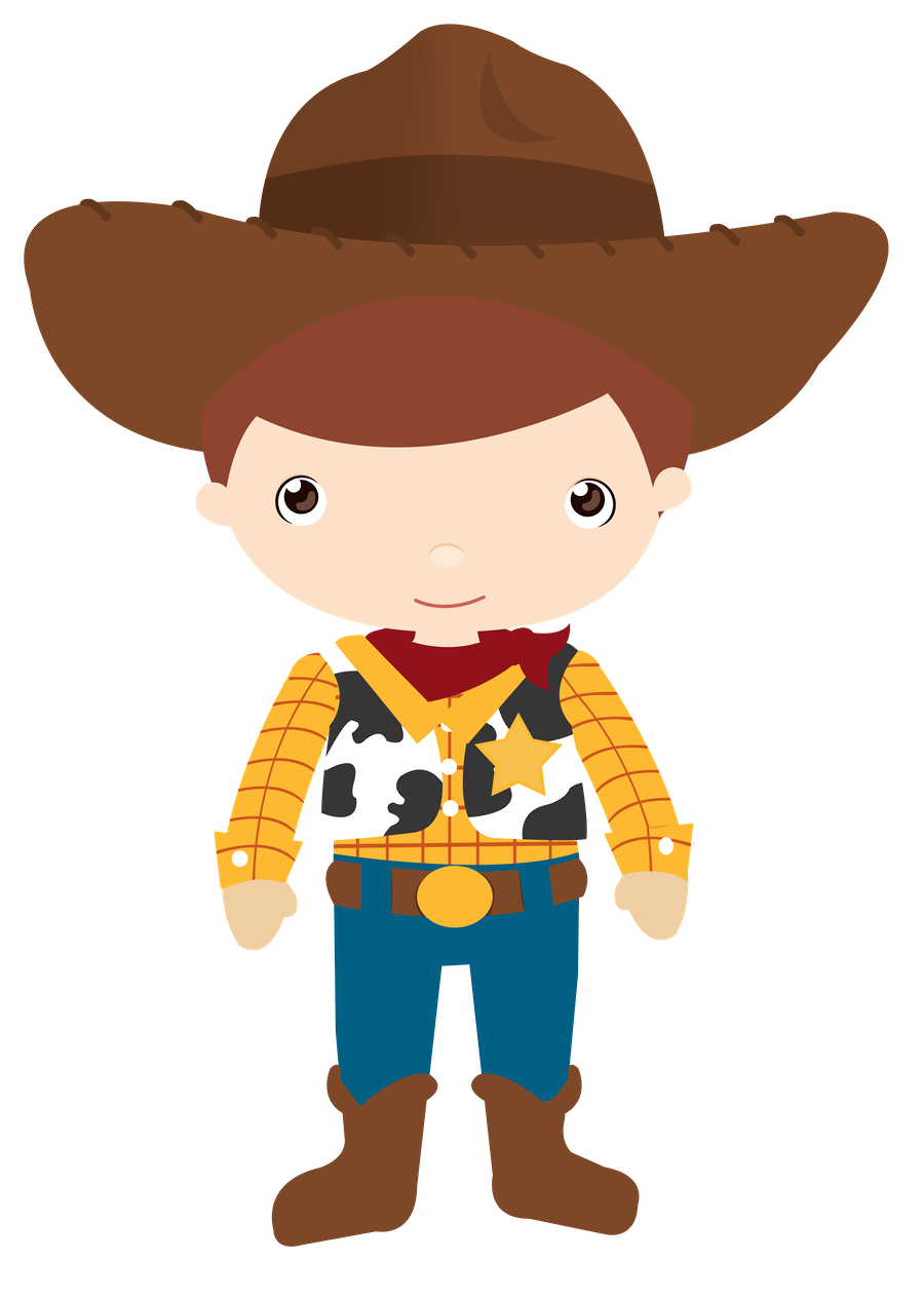 Toy Story Kids Clip Art. | hrrmoss | Pinterest | Toys, Toy story ...