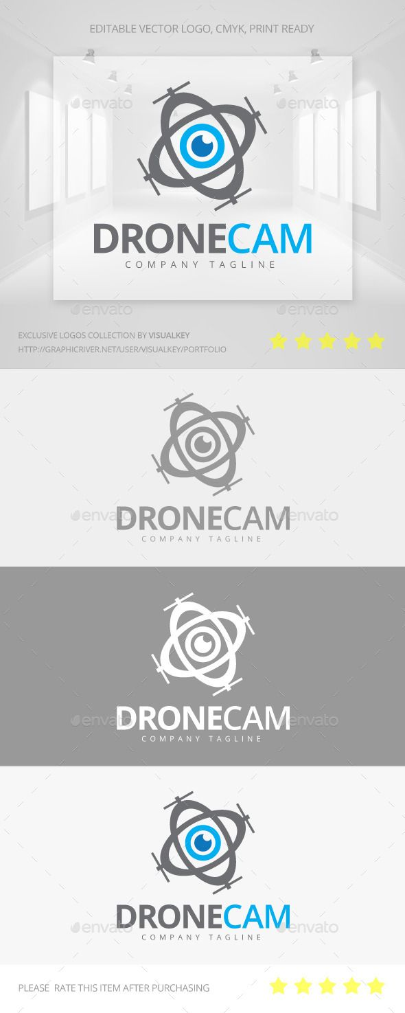 Drone Camera Logo | Pinterest | Camera logo, Logos and Vector file