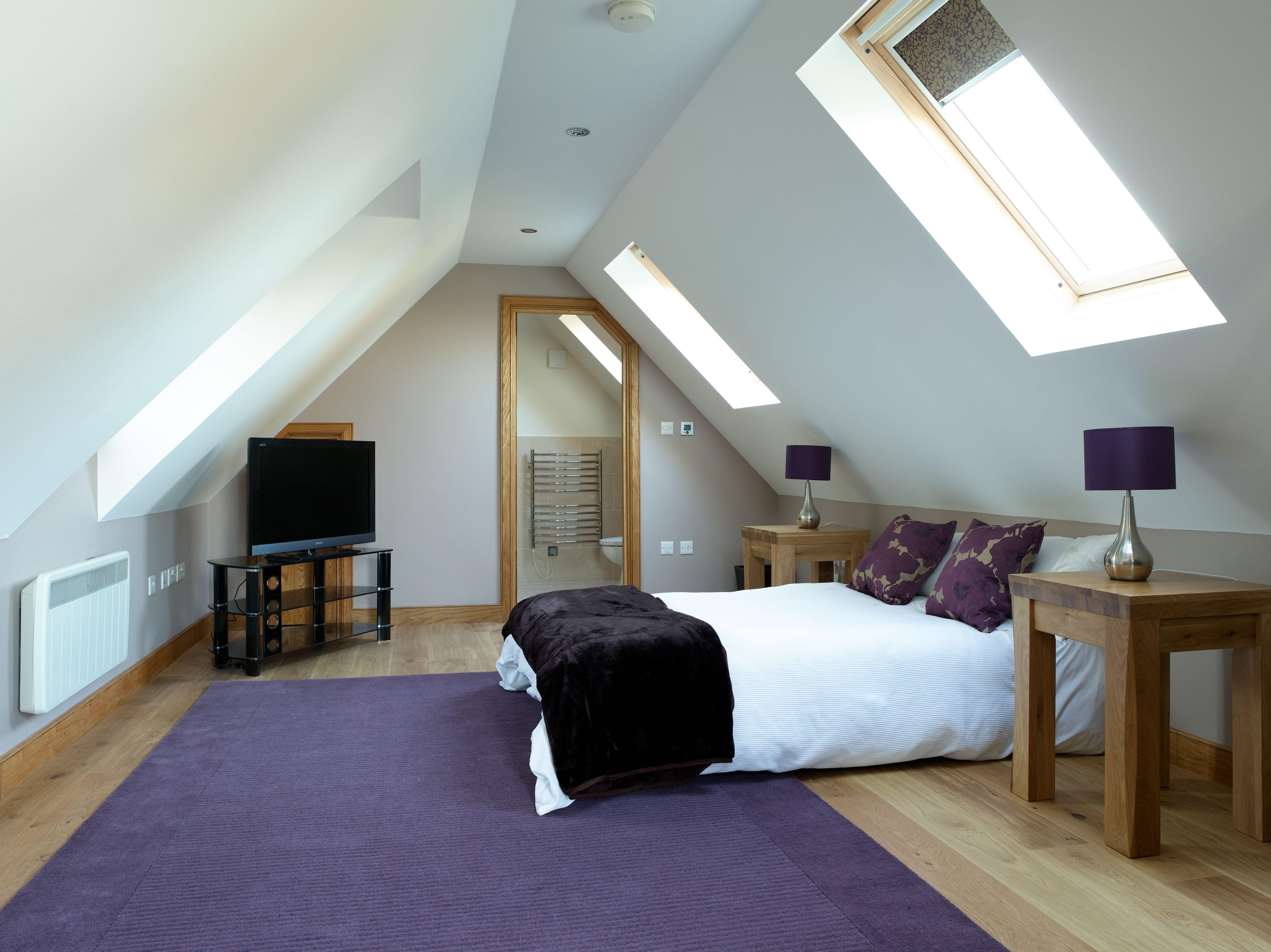 Room above 3 bay garage border oak outbuildings for Room above garage