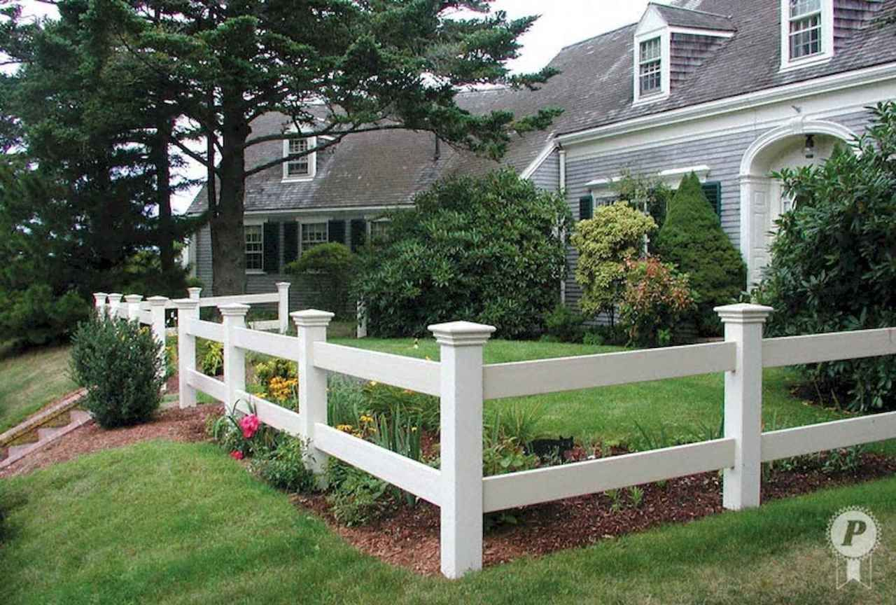Simple clean modern front yard landscaping ideas (30 #modernfrontyard