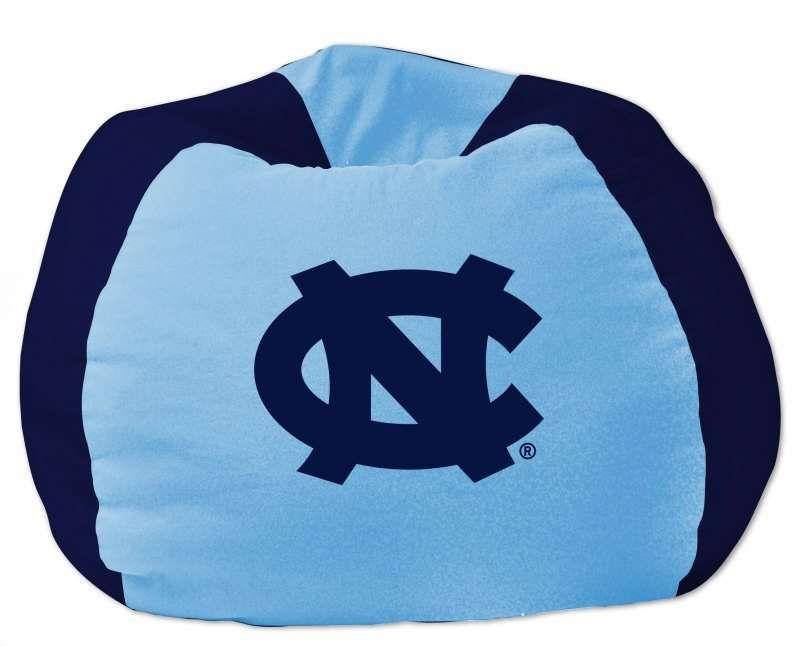 The Northwest North Carolina Tar Heels Ncaa Bean Bag Chair