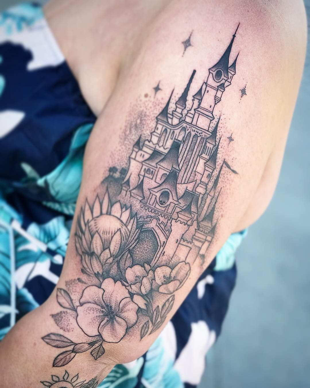 Photo of These 101 Disney Princess Tattoos Are the Fairest of Them All
