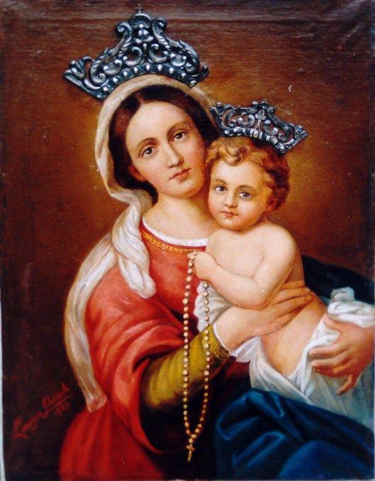 Avvisi 01 maggio 2016 -   Madonna del rosario