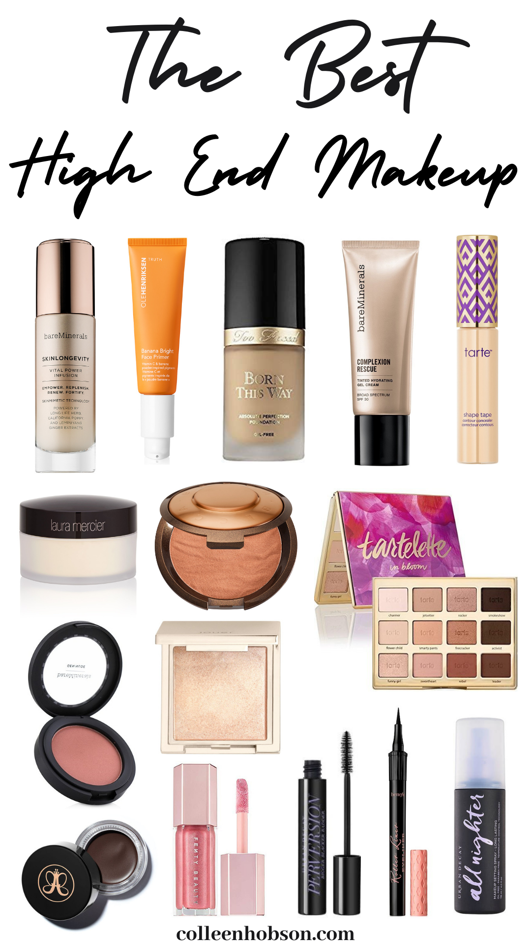 High-End Makeup Products Worth Your Money | High end