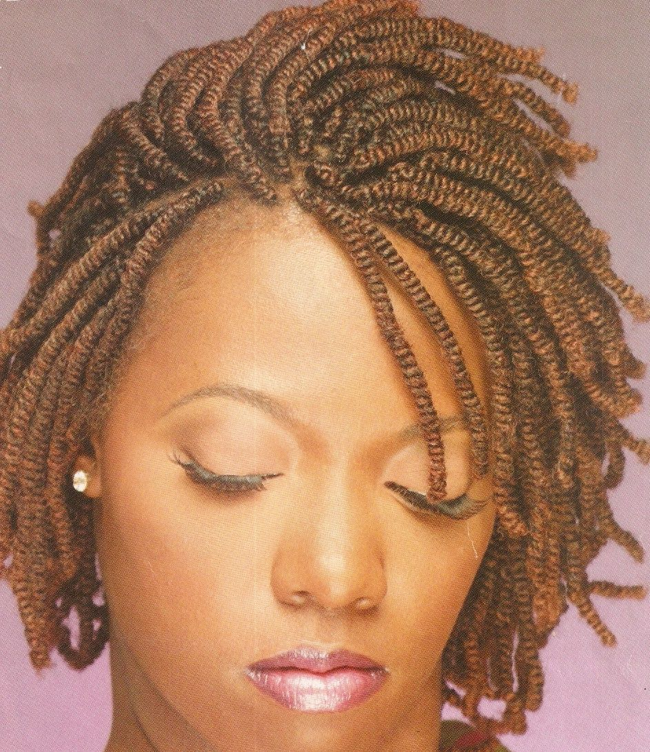 Nubian Twist Cute Style Twist Hairstyles Nubian Twist Hair