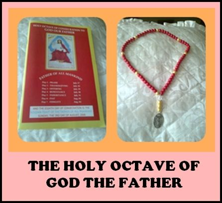 THE HOLY OCTAVE ROSARY OF GOD THE FATHER