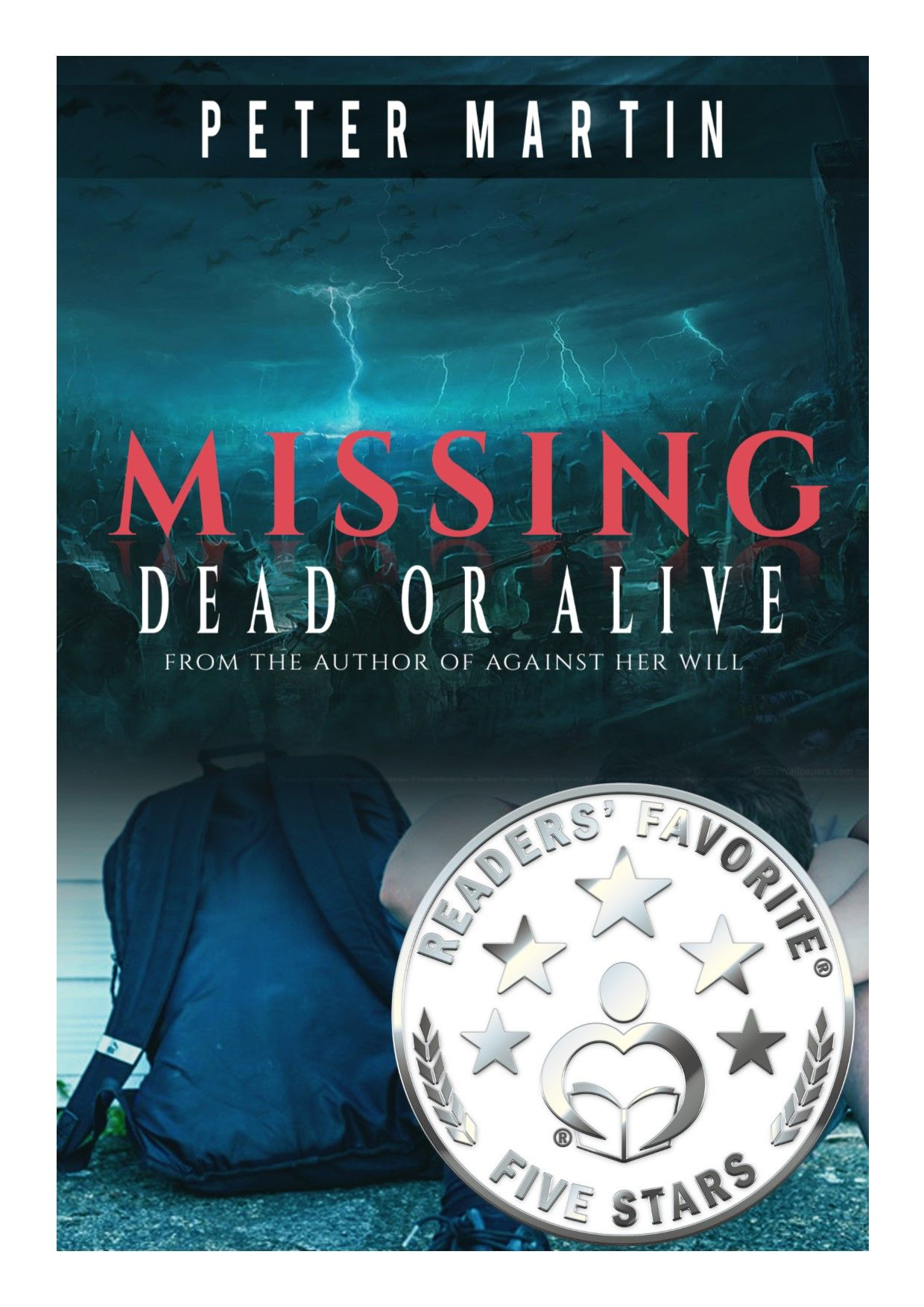 DARK MISSING DEAD OR ALIVE P MARTIN Googl