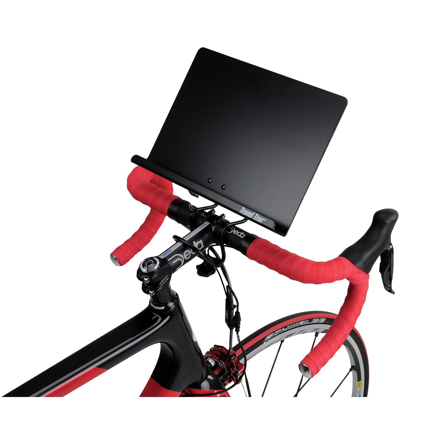 travel trac book caddy one person said they used this mount and