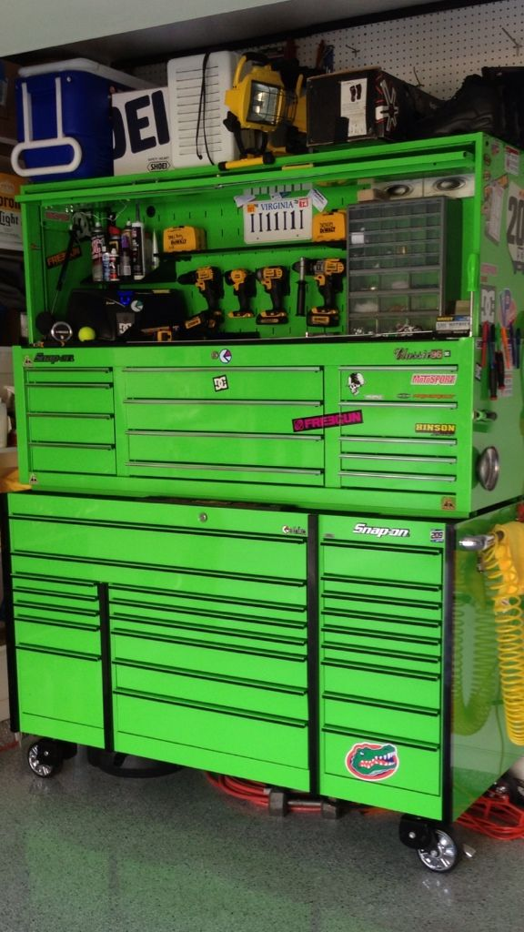 Snap On Workshops Garage Tools Custom Tool Boxes