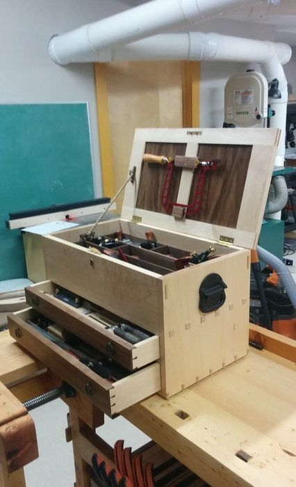 Essential Tool Chest Wood Tool Box Tool Chest Wooden Tool Boxes